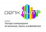 Logo Denk Bunt mit Unterzeile (CMYK)