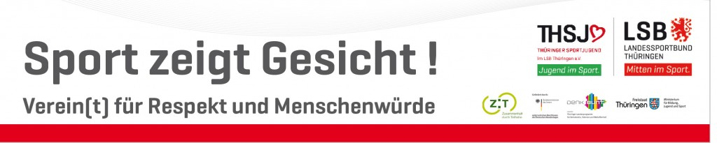 Logo Sport zeigt Gesicht