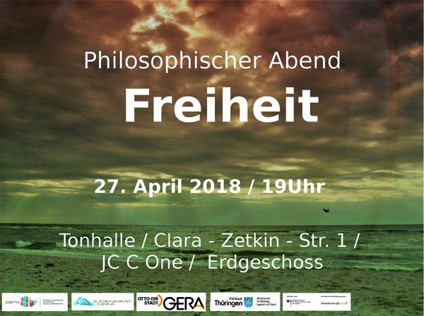 Freiheit Philosophisch